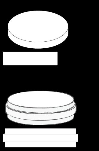 DD Bio ZX² 98高透氧化锆尺寸图